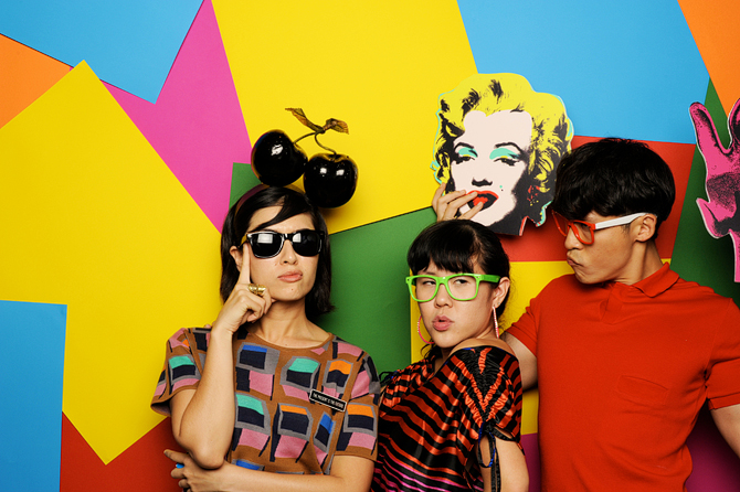 Incase x Warhol Launch Party Hello Stranger Singapore's Darling Event Photo Booth Highlights