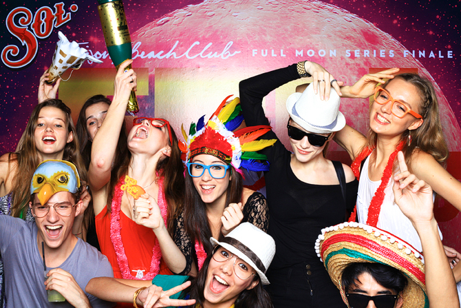 Tanjong Beach Club's Full Moon Finale Hello Stranger Singapore's Darling Event Photo Booth Highlights