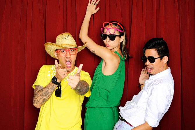 Tanjong Beach Club Hello Stranger Singapore's Darling Event Photo Booth Highlights